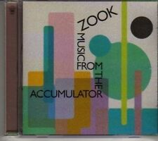 (DH40) Zook, Music From The Accumulator - 2005 CD