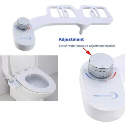 Bidet Toilet Seat Attachment Self Cleaning