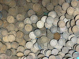 Indian Head Penny Ten Coin Lot ~ US Cents ~ Old United States Coins