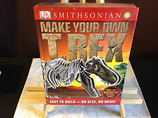 Make Your Own T-Rex by Hardcover Book (English)