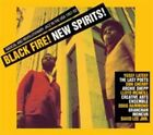 Soul Jazz Records Black Fire Spirits Radical and Revolutionary 2 CD