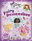 Little Hands Creative Sticker Play Fairy Princesses by Fiona Munro (Paperback, 2014)