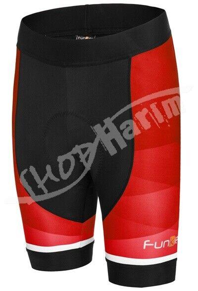Funkier Bicicletta Ciclismo da Uomo Sport Pantaloncini  3XL  Svendita