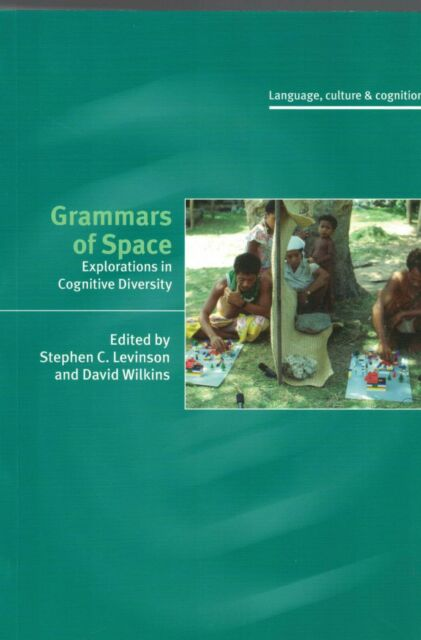 Grammars of Space: Explorations in Cognitive Diversity Levinson 0521671787