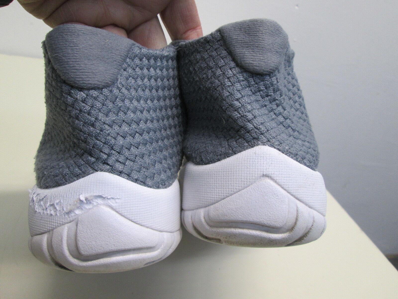 nike air jordan zukunft kühlen grau / weiß sz - 10 656503-003 wolle basketball - sz prämie 2d50bc