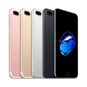Apple-iPhone-7-Plus-32-128-256GB-sbloccato-Oro-rosa-Nero-Smartphone-Sim-Gratis