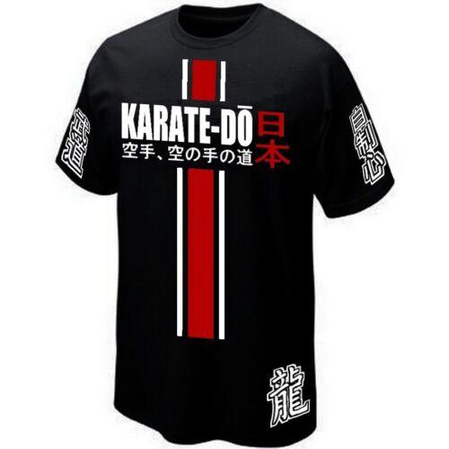 T-Shirt KARATE-DO ART-MARTIAL JAPAN JAPON NIPPON