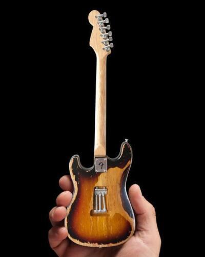 Kenny Wayne Shepherd Mini Fender™ Strat™ Vintage1961 Sunburst Mini Guitar Model