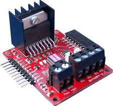 Raspberry Pi Arduino 4A Motor controller