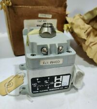 Hose Mccan Telephone Inc Magneto Generator Cdhm 173 Cat22