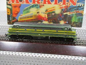 Marklin-h0-3066-locomotive-204008-SNCB-analogique-dans-neuf-dans-sa-boite