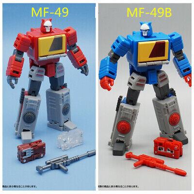 Pre-order MFT MF-49B MF49B G1 Blaster Emitter Transformation Mini Action Figure