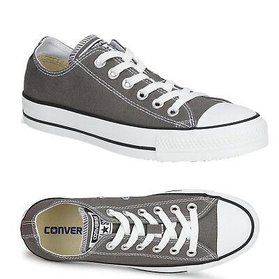 ladies grey converse trainers Online
