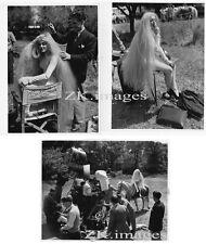 LADY GODIVA 3 Phot STROUD Tournage Bikini Baby BAKER 51