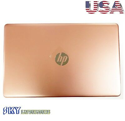 NEW ORIGINAL HP LCD DISPLAY BACK COVER 15-D 15D 747108-001 For Touch