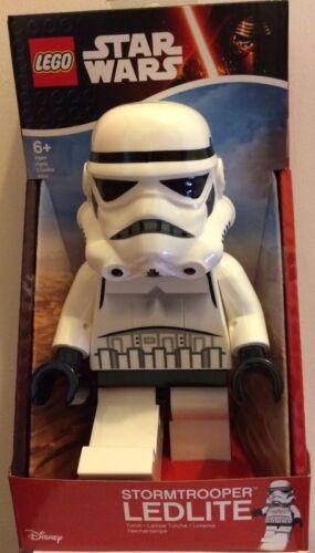 LEGO Star Wars disney Stormtrooper Torcia Ledlite NUOVO
