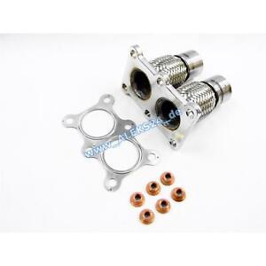Repair-Kit-with-Gasket-Flex-Y-Branch-Pipe-with-Flange-Skoda-Octavia-1-6L