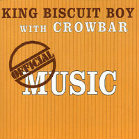 King Biscuit Boy - Official Music [new Cd] Canada - Import on sale