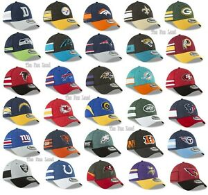 New-NFL-New-Era-Official-Mens-Sideline-Home-39THIRTY-Cap-Hat