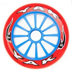 125mm-Inline-Skate-Scooters-Wheel-indoor-outdoor-rollerblade-speed-big-adult-78A