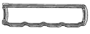 VAUXHALL Guarnizione NUOVO-ORIGINALE 91159753