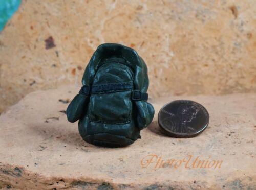 Hasbro GI Joe 1:18 Action Figure Accessory Military Backpack Bag Rack G20/_A6x5