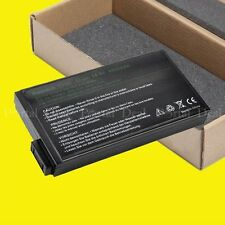 8 Cell Battery FOR HP COMPAQ NC6000 NC8000 NC8200 NW8000 NX5000 191259-B21 NEW