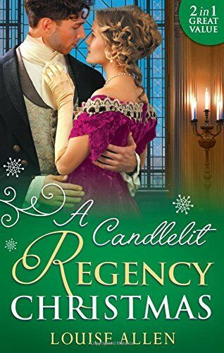 1 of 1 - A Candlelit Regency Christmas: His Housekeeper's Christmas Wish (Lords of Disg,