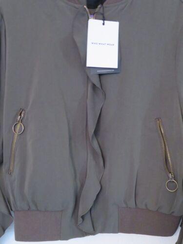 What Verde Balze Donna Con Etichette Wear Da Militare A Nuovo Who ywq4XW1x1c