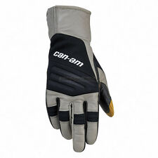 Can-Am Adventure Gloves-Yellow