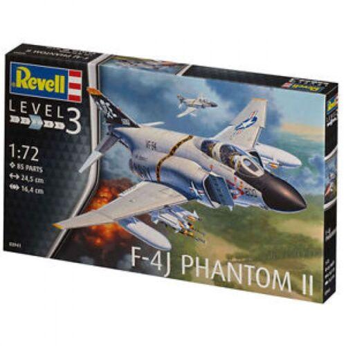 F-4J Phantom II 1:72 Revell Model Kit