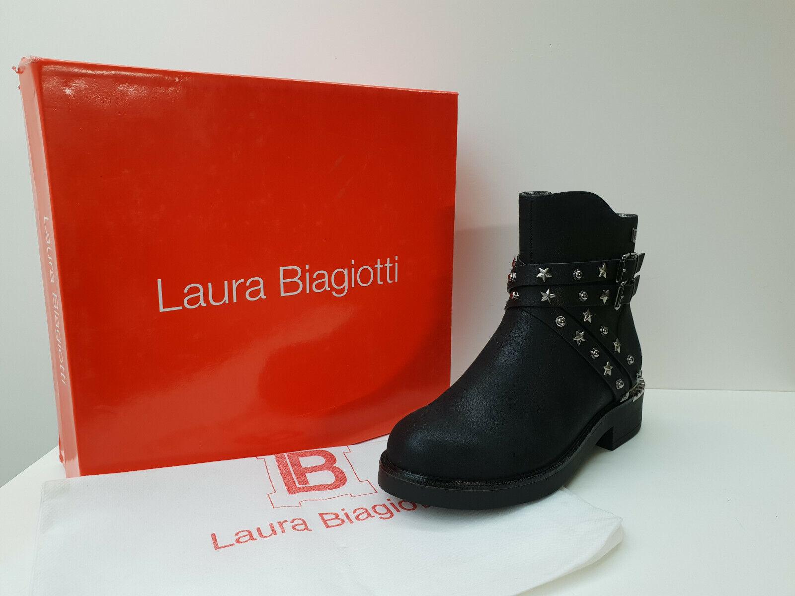 Zapatos De Mujer Laura Laura Laura Biagiotti Descuento - 50 % Art. 2022 - 22 - Col. negro def66a