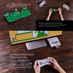 8BitDo-Mod-Kit-for-SNES-Classic-Edition-Controller-Bluetooth-Gamepad-Controller