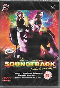 SOUND-TRACK-RAJEEV-KHANDELWAL-SOHA-ALI-KHAN-NEW-BOLLYWOOD-DVD
