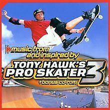 Tony Hawk'S Pro Skater 3 von Various | CD | Zustand gut