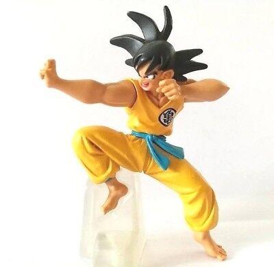Japan Bandai Dragon Ball Z Classic Goku Martial Mini Action Figure Gashapon Toys