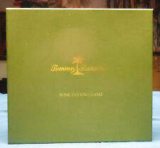 TOMMY BAHAMA Wine Tasting Game Perfect Condition