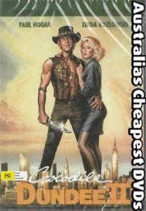 Crocodile-Dundee-2-DVD-NEW-FREE-POSTAGE-WITHIN-AUSTRALIA-REGION-ALL