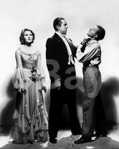 Dracula-1931-Helen-Chandler-Bela-Lugosi-Dwight-Frye-10x8-Photo
