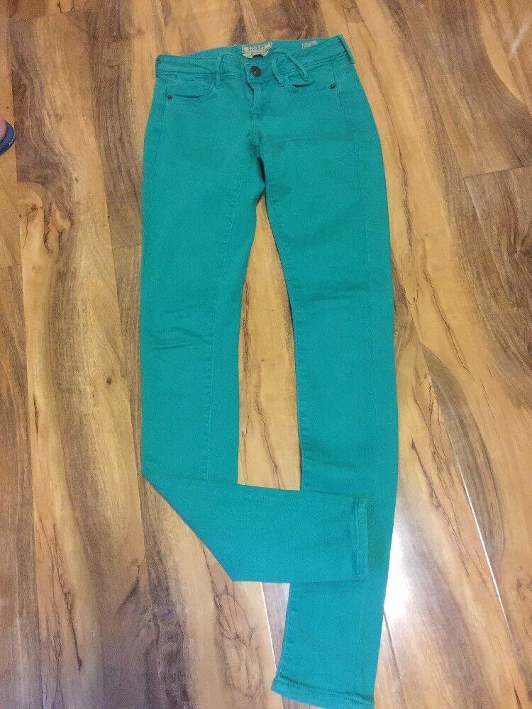 Guess Skinny Leg Ladies Trouser Size 25