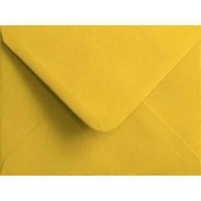 "100gsm Gummed Colour Greeting Card Envelopes Ivory 133mm x 184mm 5/""x7/"""