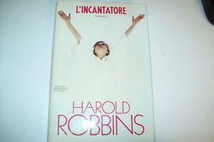 HAROLD-ROBBINS-L-039-INCANTATORE-OMNIBUS-MONDADORI-1983-PRIMA-EDIZIONE-RILEGATO-OTTM