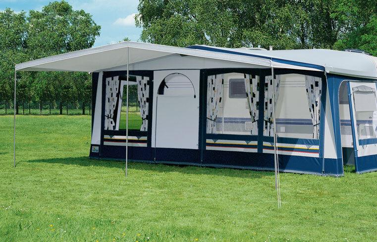 BRAND Sonnendach  Solair Gr. 12 für Vorzelt, Zelt Camping Wohnwagen