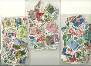 150 francobolli usati diversi tanti commemorativi italiani for Oggetti usati in regalo