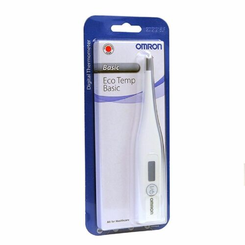 Omron Eco Temp Compact /& Lightweight Smart Fast Digital Body Thermometer