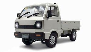 RC Key Truck Scale Pritschenwagen 1:10 2WD mit AKKU RTR