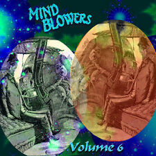 MIND BLOWERS VOLUME 6   NUGGETS   STAINED GLASS  US PSYCH