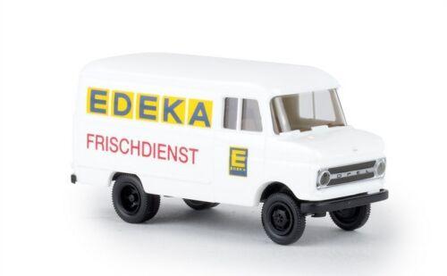 """Brekina 35718-1//87 Opel Blitz recuadro B /""""fresco Edeka servicio/"""""""