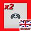 2 X Estuche De Bobina Industrial NBL sin espalda Lash Muelles HERMANO JANOME sp//81