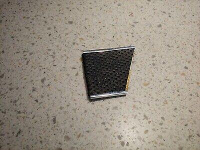 EXCELLENT USED ORIGINAL GENUINE WEHRLE PORSCHE 911 912 930 ALUMINUM BLACK RELAY